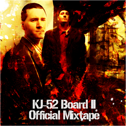KJ-52 Board II Official Mixtape