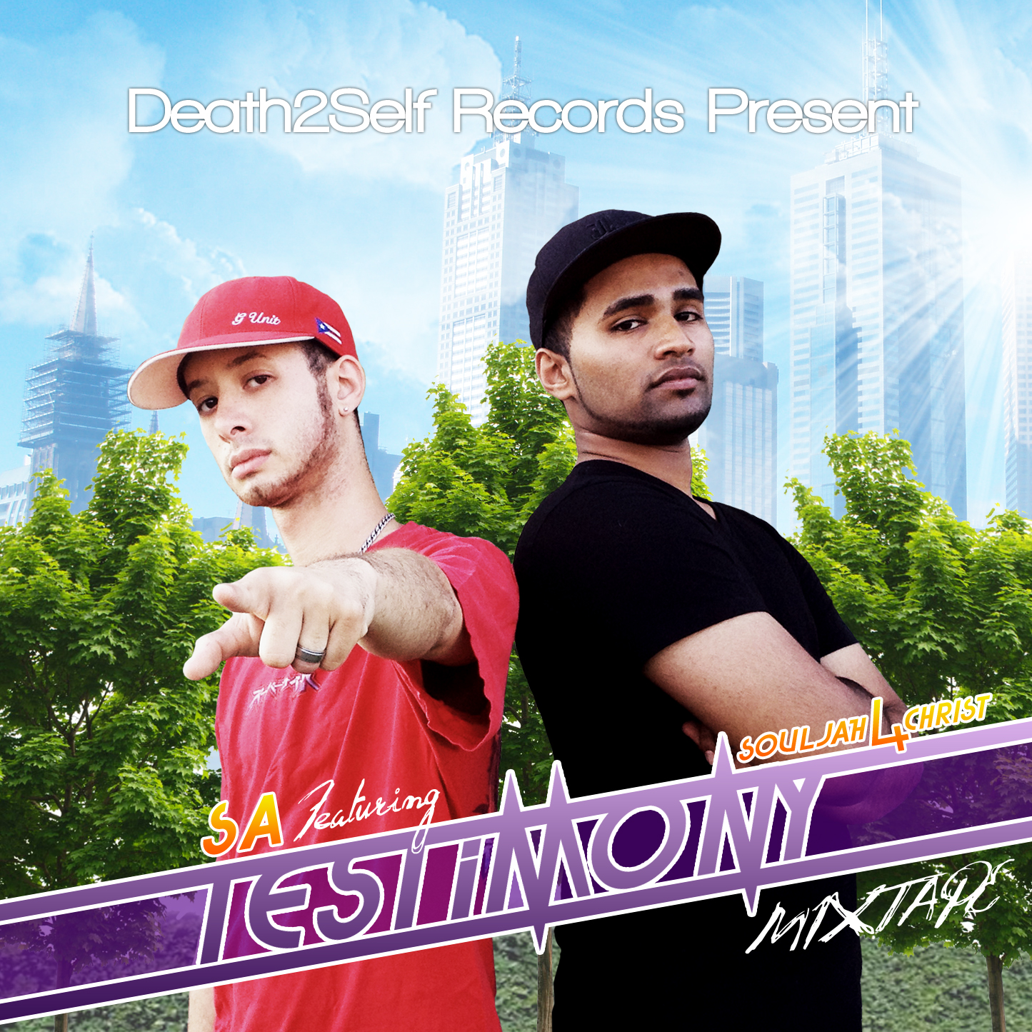 The Testimony Mixtape